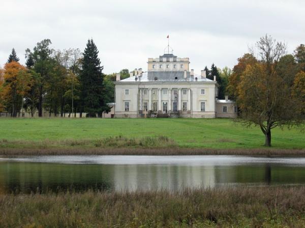 Усадьба демидовых в никольском гатчинского района интересные факты